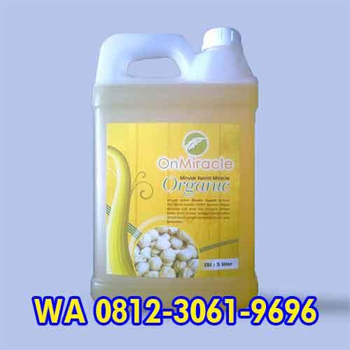 WA 081230619696, Supplier Minyak Kemiri Literan, Pembuat Minyak Kemiri Literan Super